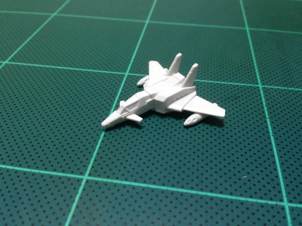 HG 1/144 ZGMF-X56S/β ソードインパルスガンダム 正面