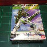 コレクションシリーズ 1/144 ZGMF-X56S/γ ブラストインパルスガンダム [Collection Series Blast Impulse Gundam]