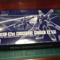 HGUC 1/144 XM-X2ex クロスボーン・ガンダムX2改 [Crossbone Gundam X-2 Kai]