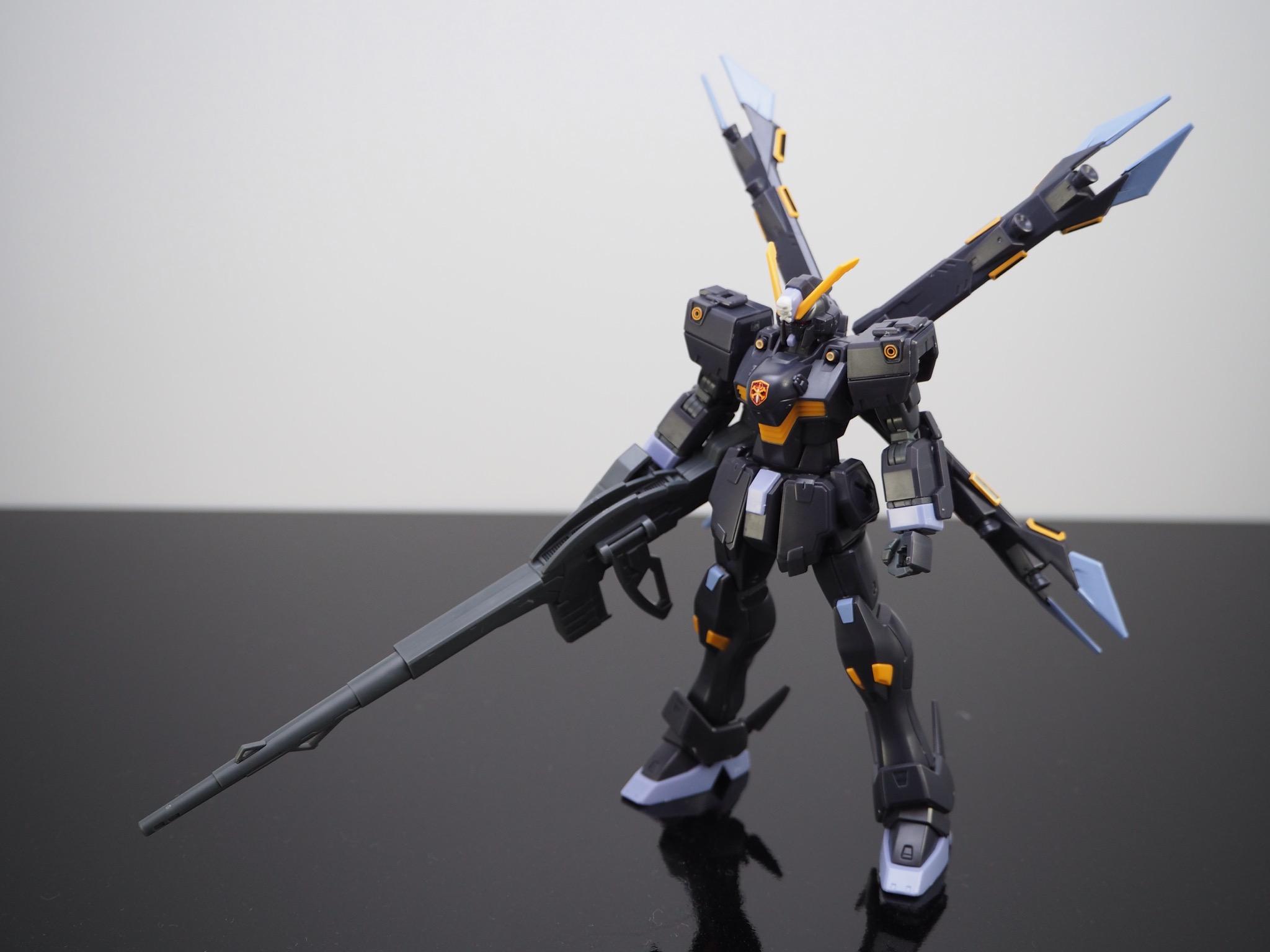 HGUC 1/144 XM-X2ex クロスボーン・ガンダムX2改