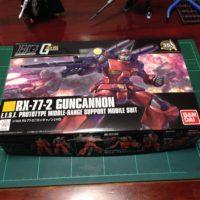 HGUC 1/144 REVIVE RX-77-2 ガンキャノン [Guncannon]
