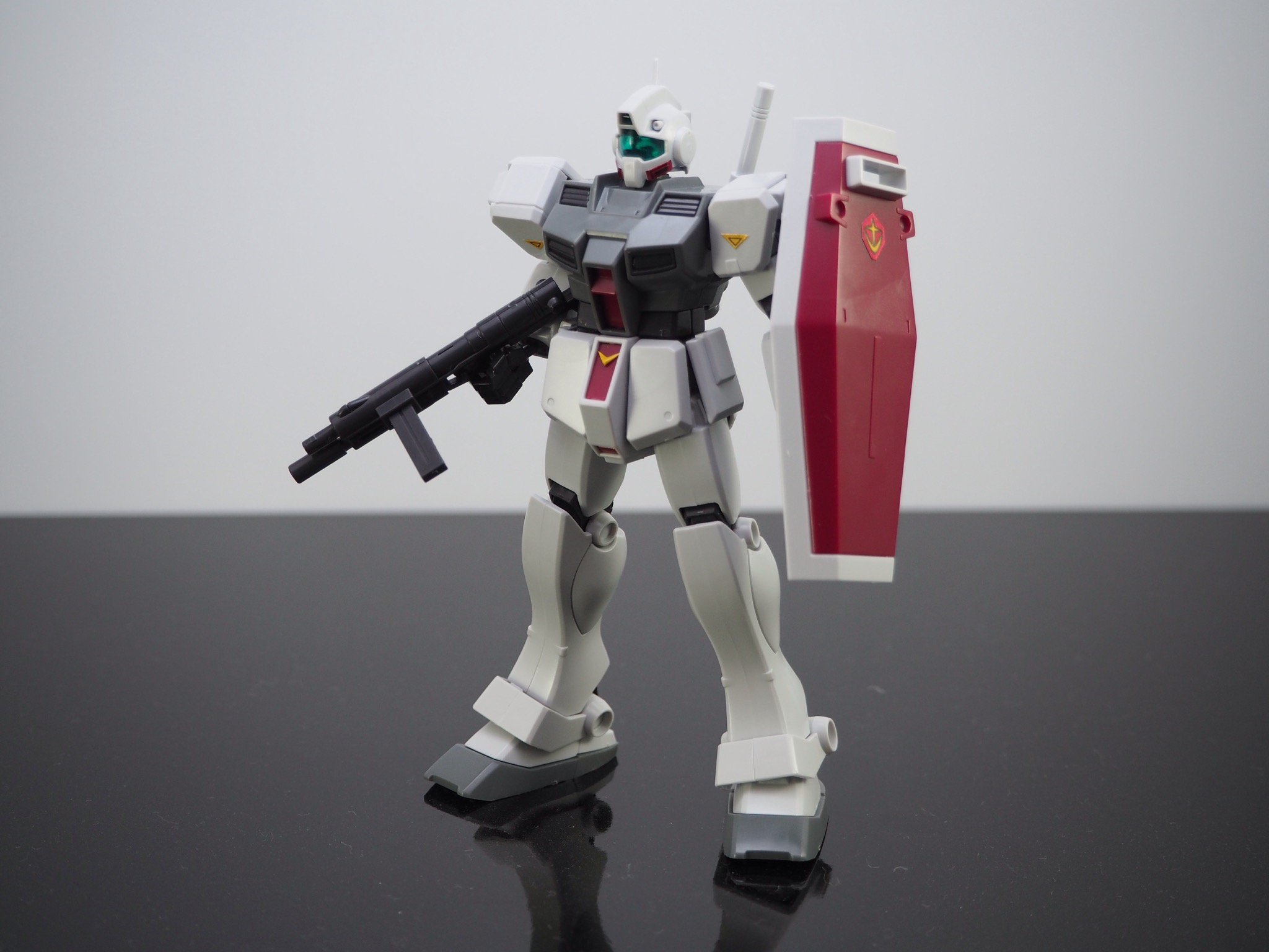HGUC 1/144 RGM-79D ジム寒冷地仕様 [GM Cold Districts Type]