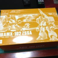 HGUC 1/144 AMX-102 ズサ(ZZ版) [Zssa]