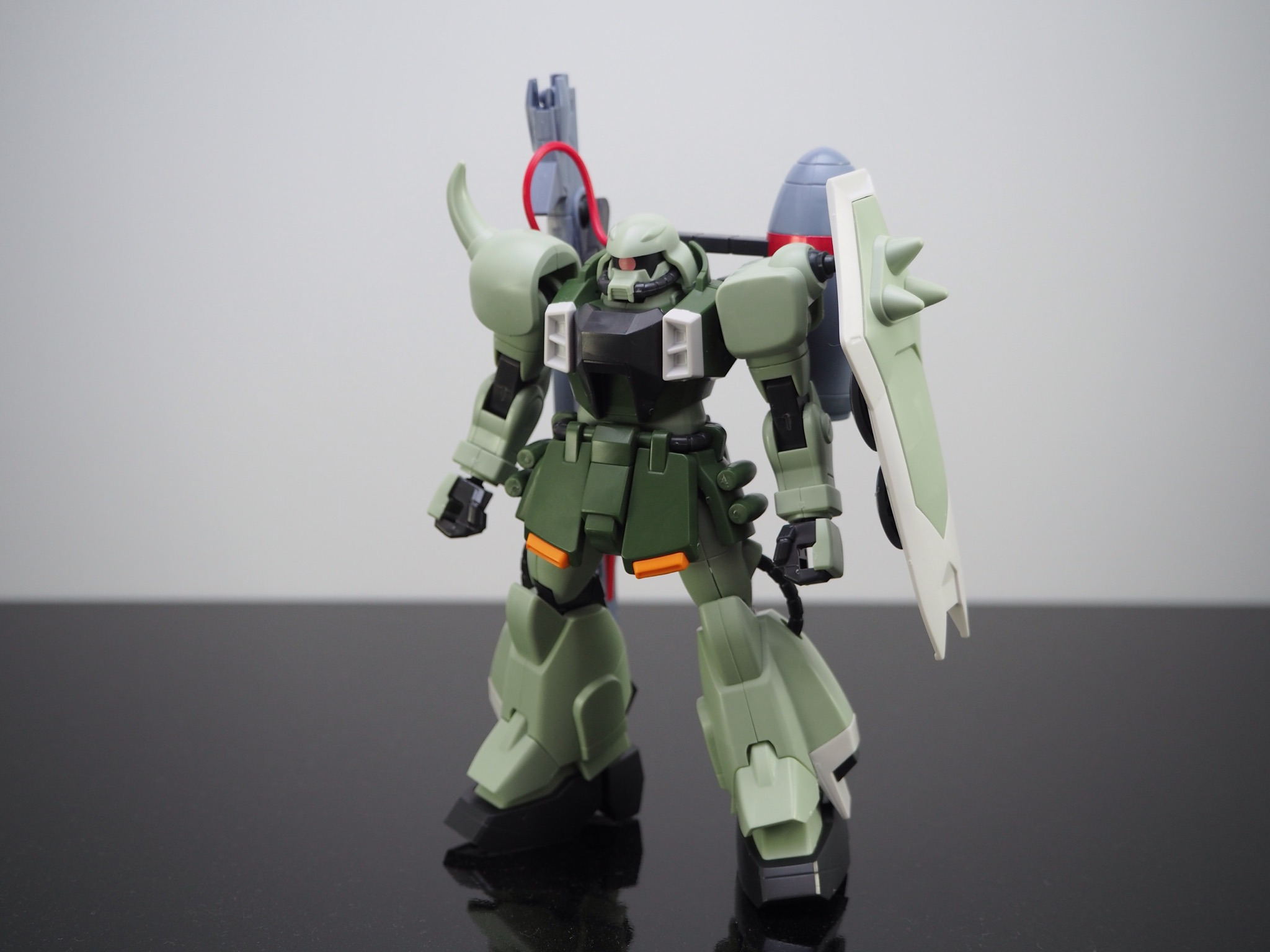 HG 1/144 ZGMF-1000/A1 ガナーザクウォーリア