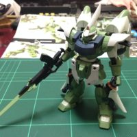 HG 1/144 ZGMF-1017M ジンハイマニューバ [GINN Type High-Maneuver]