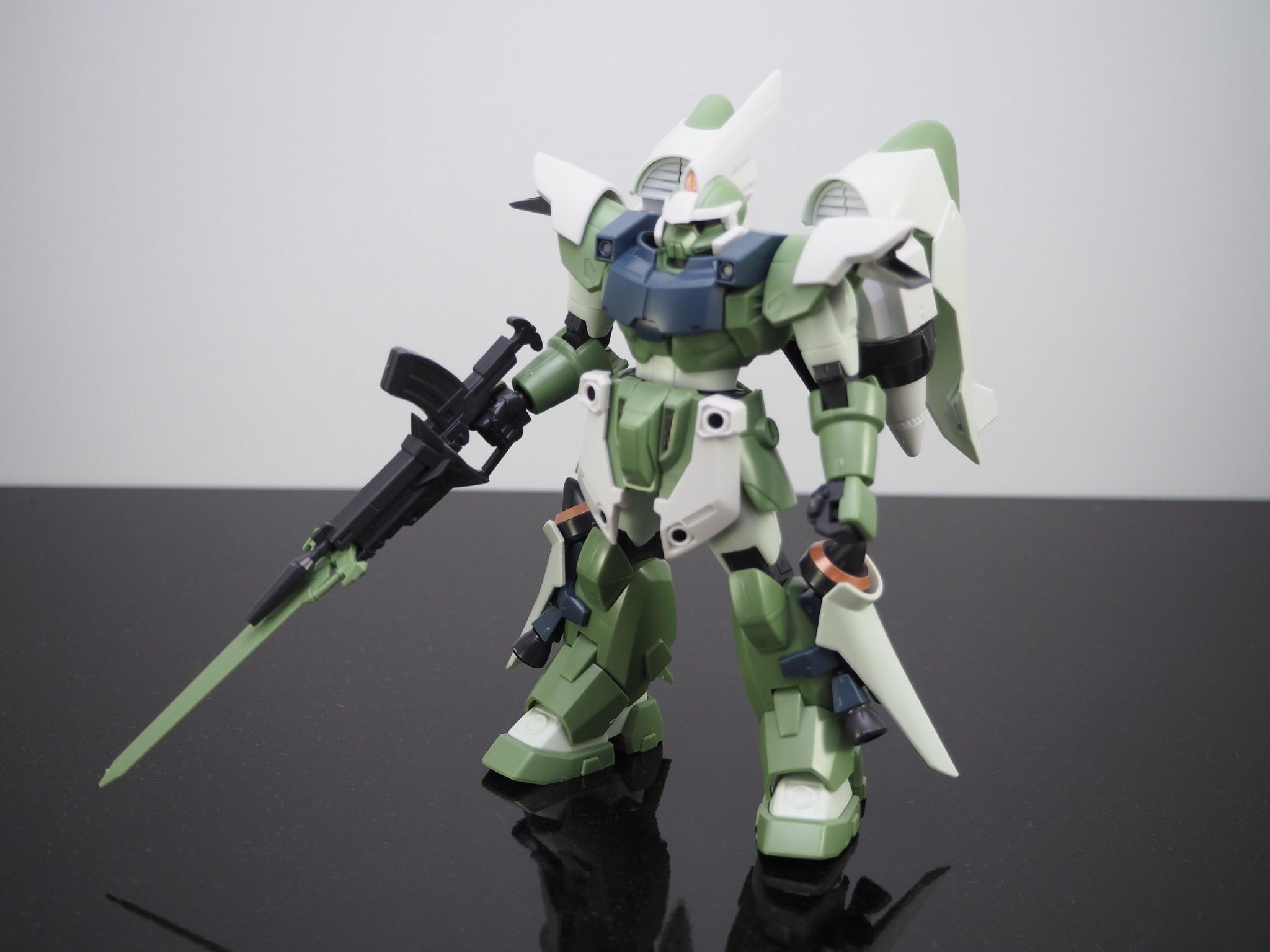 HG 1/144 ZGMF-1017M ジンハイマニューバ
