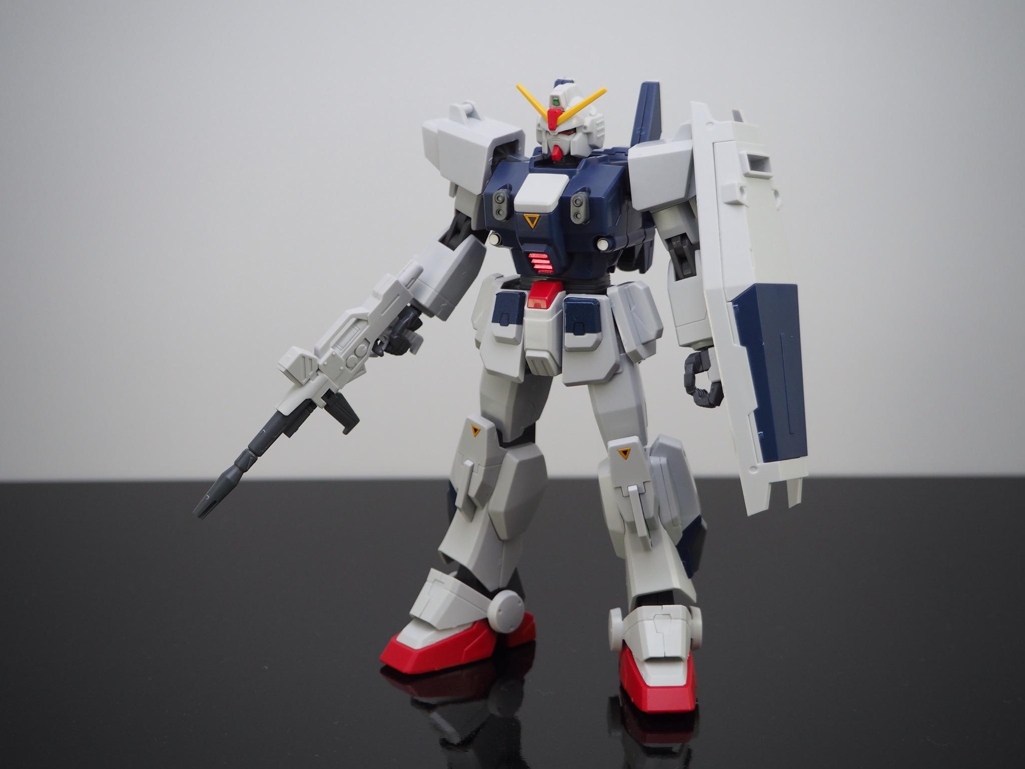 HGUC 1/144 RX-79BD-3 ブルーディスティニー3号機 [Blue Destiny Unit 3]
