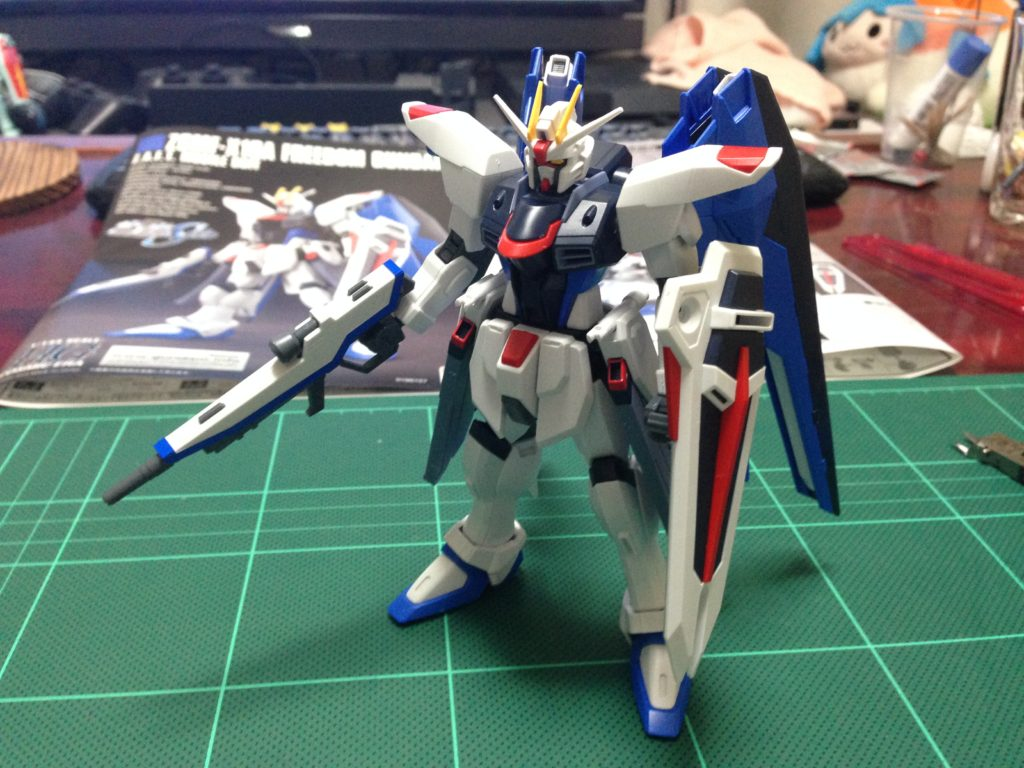 HGCE REVIVE 1/144 ZGMF-X10A フリーダムガンダム 正面