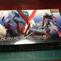 RG 1/144 MBF-P02 ガンダムアストレイレッドフレーム [Gundam Astray Red Frame]