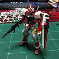 RG 1/144 MBF-P02 ガンダムアストレイレッドフレーム [Gundam Astray Red Frame] 0200634 4549660006343 5061618