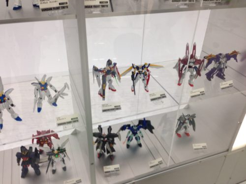 GFTガンプラ展示7