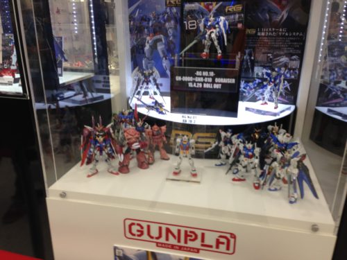 GFTガンプラ展示9