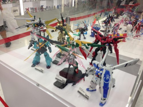 GFTガンプラ展示11
