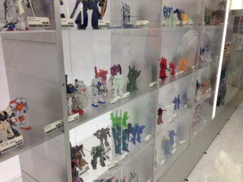 GFTガンプラ展示13