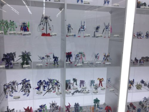 GFTガンプラ展示14