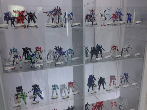 GFTガンプラ展示15