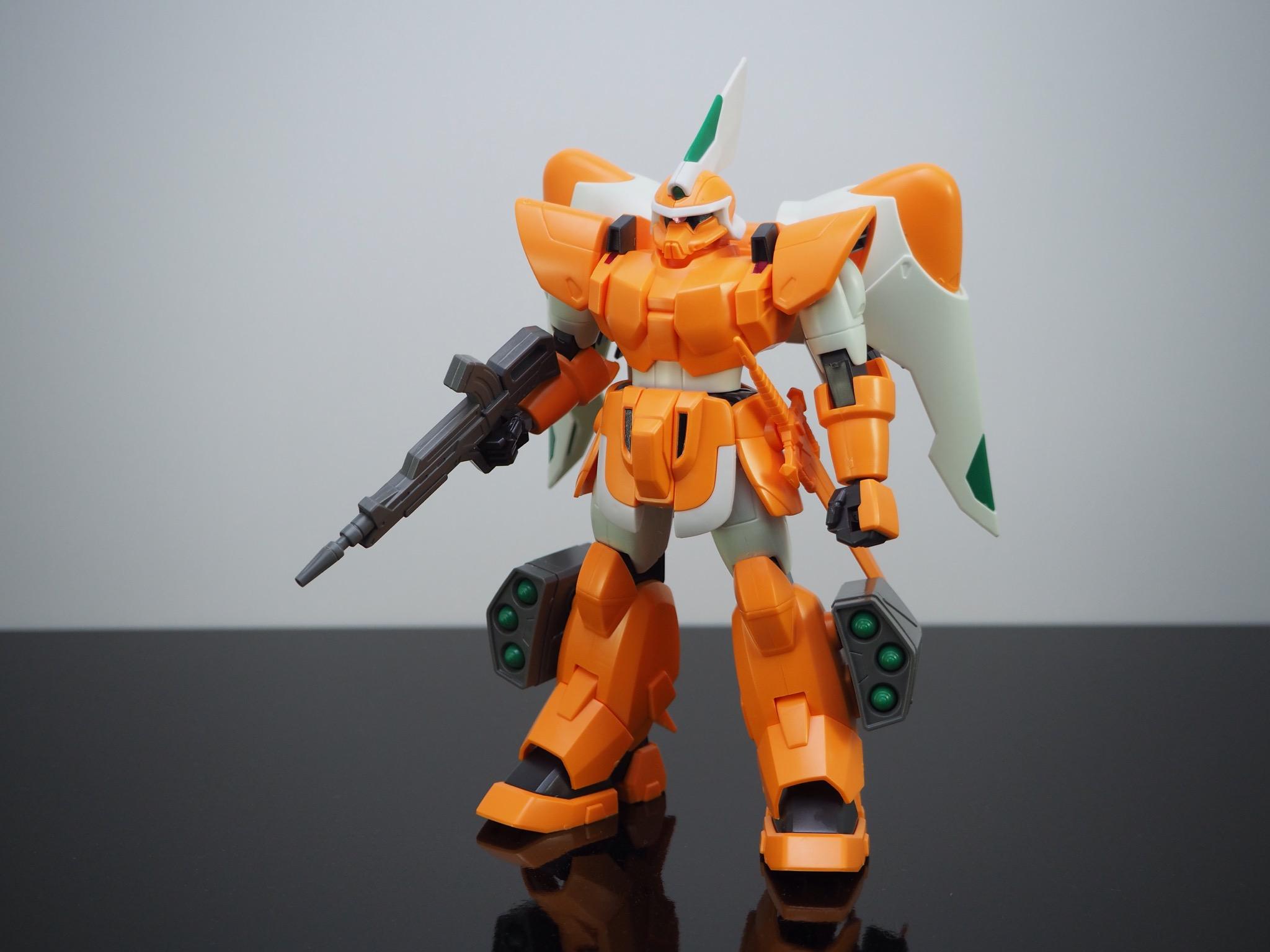 HG 1/144 ZGMF-1017 モビルジン(ミゲル・アイマン専用機)