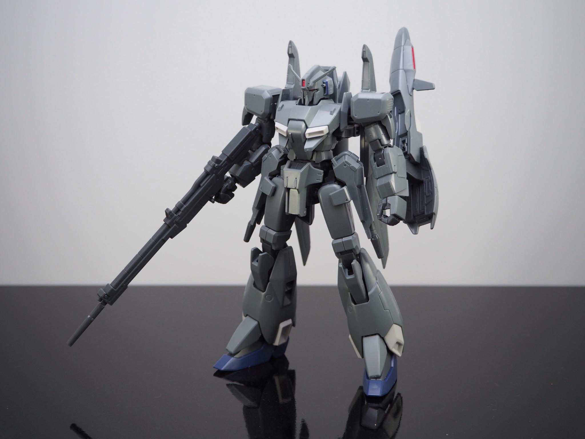 HGUC 1/144 MSZ-006A1 ゼータプラス(ユニコーンVer.)