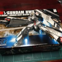 HGUC 1/144 FA-93HWS νガンダム(ヘビー・ウエポン・システム装備型)[ν Gundam HWS]