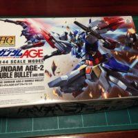 HG 1/144 AGE-2DB ガンダムAGE-2 ダブルバレット [Gundam AGE-2 Double Bullet]