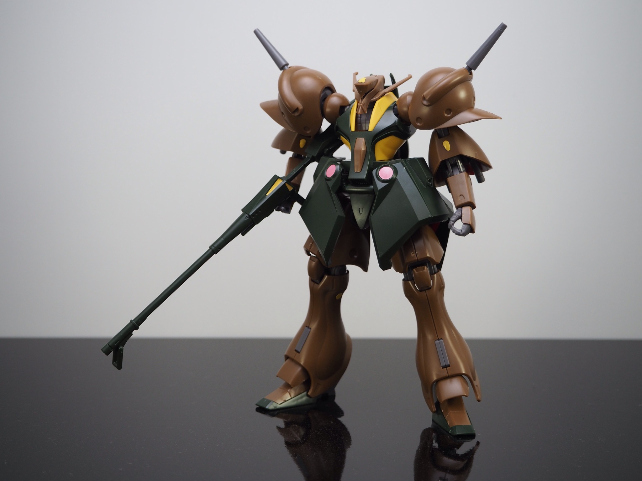 HGUC 1/144 RX-110 ガブスレイ