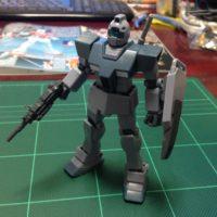 HGUC 1/144 RGM-79 ジム & RX-77D ガンキャノン量産型(ホワイト・ディンゴ隊仕様)[GM & Guncannon Mass Production Type (White Dingo Team Custom)]