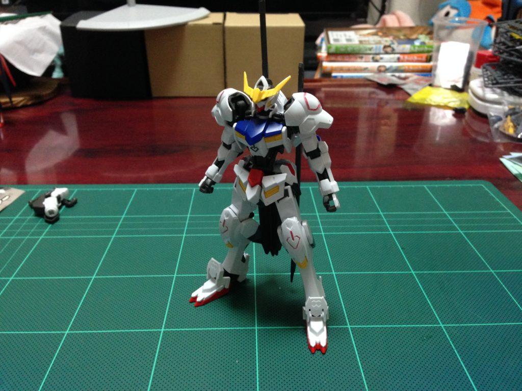 HG 1/144 ASW-G-08 ガンダムバルバトス [Gundam Barbatos] 正面