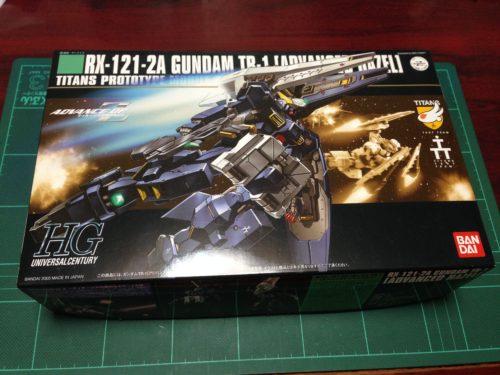 HGUC 1/144 RX-121-2A ガンダム TR-1[アドバンスド・ヘイズル]