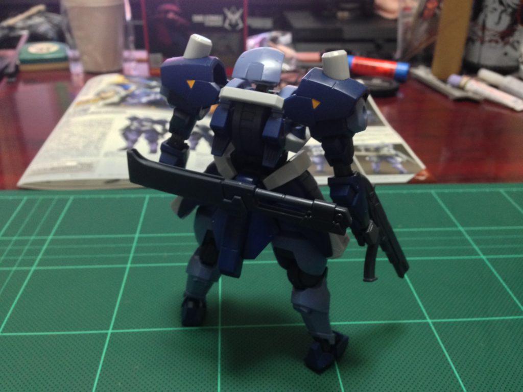 HG 1/144 STH-05 百錬 [Hyakuren] 背面