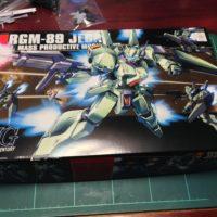 HGUC 1/144 RGM-89 ジェガン