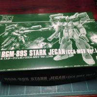 HGUC 1/144 RGM-89S スターク・ジェガン(CCA-MSV Ver.) [Stark Jegan (CCA-MSV Ver.)]