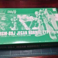 HGUC 1/144 RGM-89J ジェガン ノーマルタイプ(F91Ver.) [Jegan Normal Type (F91 Ver.)]
