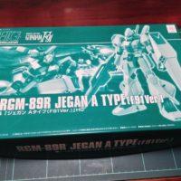 HGUC 1/144 RGM-89R ジェガン・Aタイプ(F91Ver.) [Jegan A-Type (F91 Ver.)]