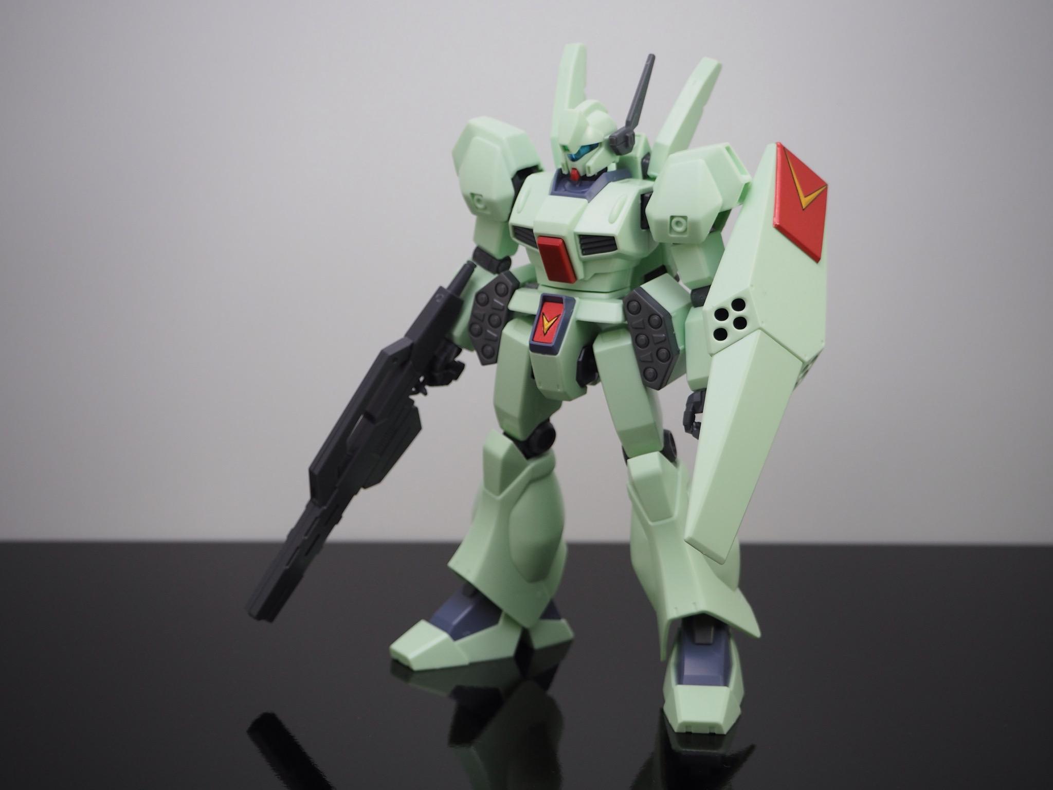 HGUC 1/144 RGM-89M ジェガン Bタイプ(F91Ver.) [Jegan B-Type (F91 Ver.)]