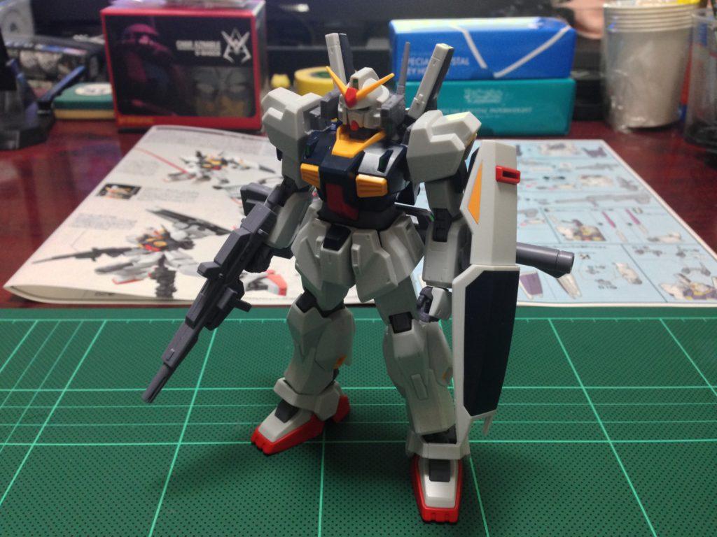 HGUC REVIVE 1/144 ガンダムMk-2(エゥーゴ仕様) [Gundam Mk-II (A.E.U.G.)] 正面