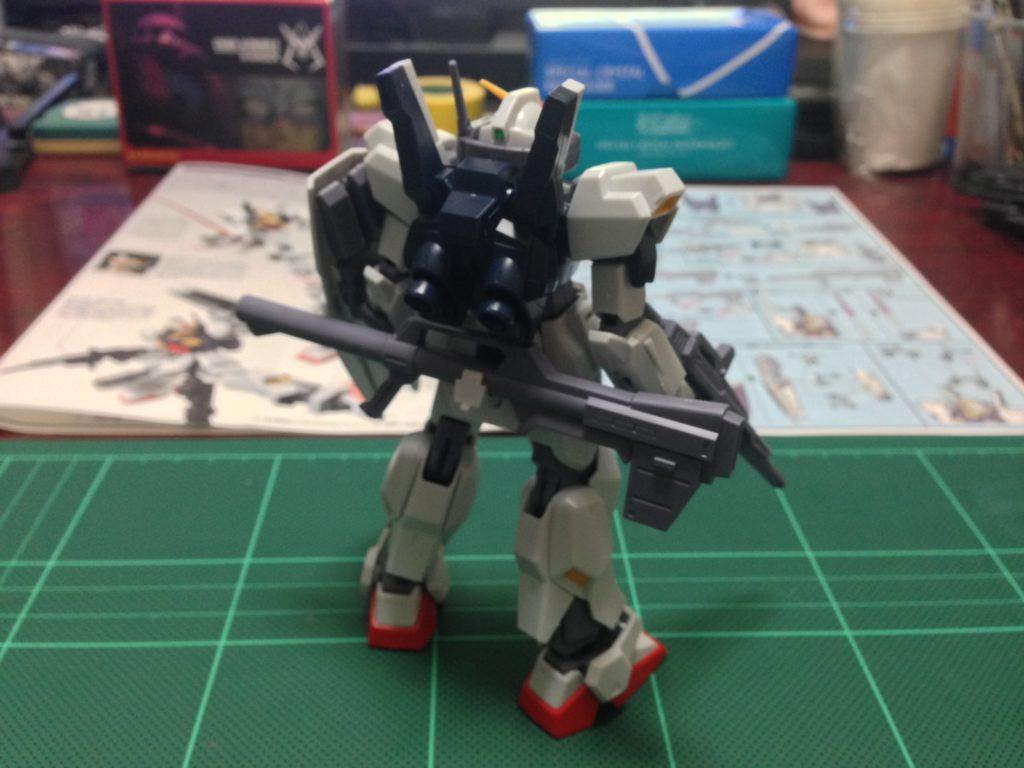HGUC REVIVE 1/144 ガンダムMk-2(エゥーゴ仕様) [Gundam Mk-II (A.E.U.G.)] 背面