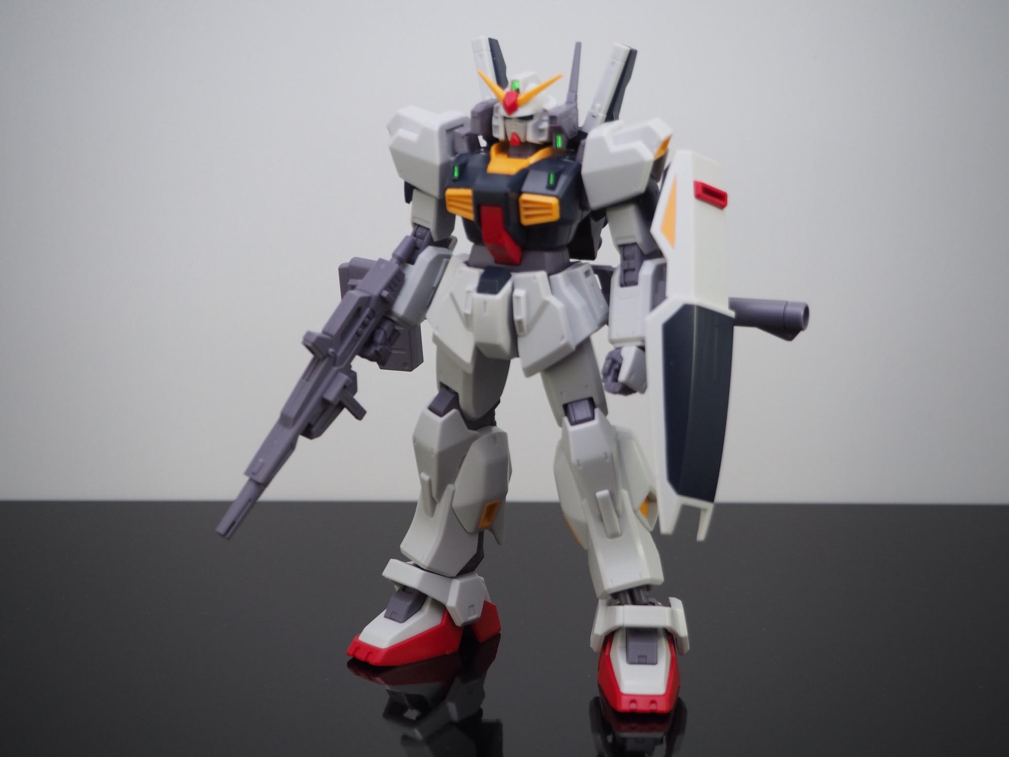 HGUC REVIVE 1/144 ガンダムMk-2(エゥーゴ仕様)
