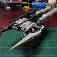 HG 1/144 ASW-G-08 ガンダムバルバトス&長距離輸送ブースタークタン参型 [Gundam Barbatos + Long Distance Transport Booster Kutan Type-III]