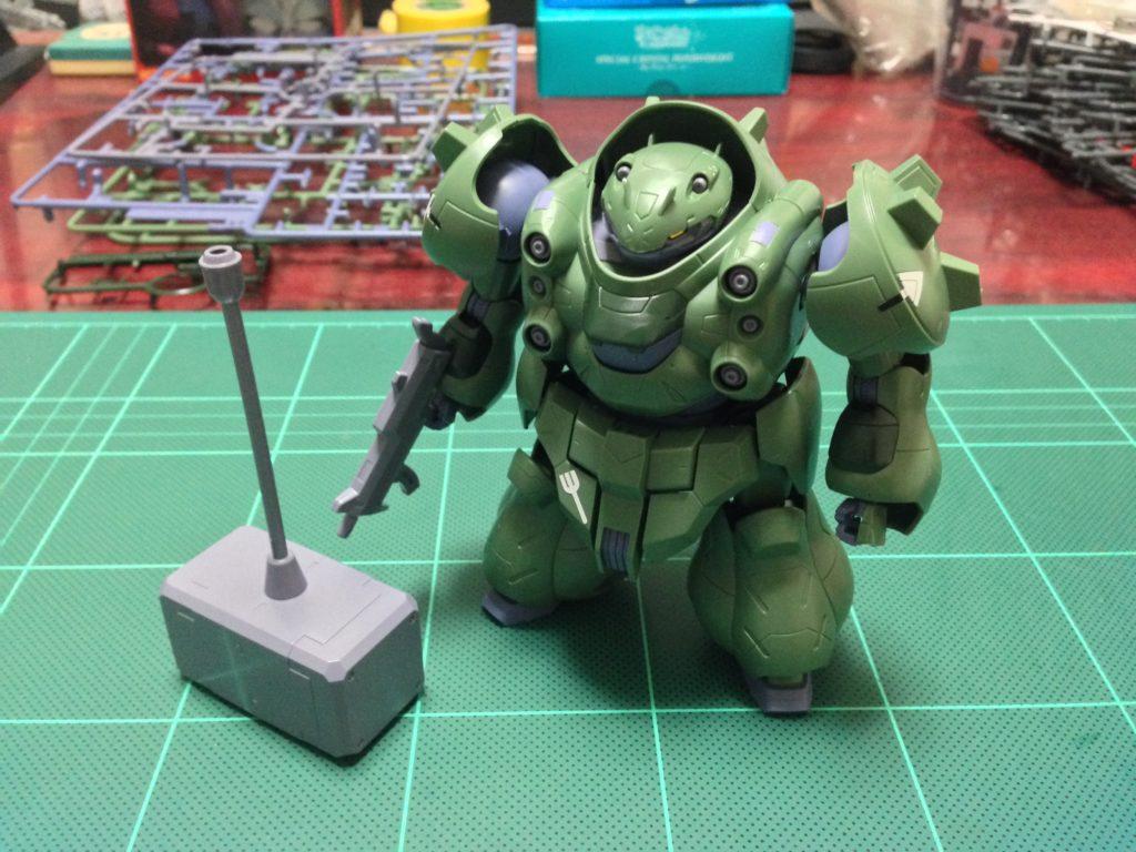 HG 1/144 ASW-G-11 ガンダムグシオン [Gundam Gusion] 正面