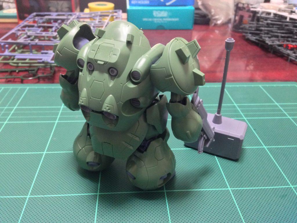 HG 1/144 ASW-G-11 ガンダムグシオン [Gundam Gusion] 背面