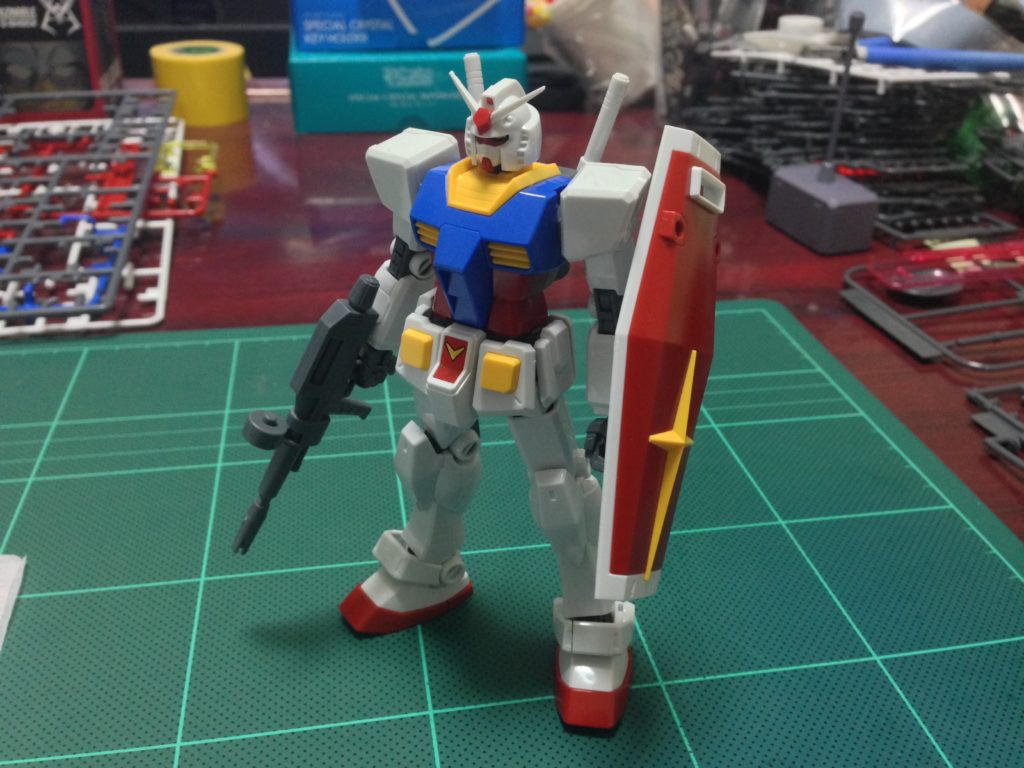 HGUC REVIVE RX-78-2 ガンダム Ver. Gunpla Cake Special Mission 正面