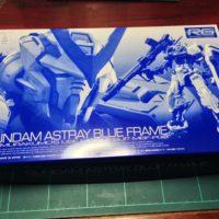 RG 1/144 MBF-P03 ガンダムアストレイブルーフレーム [Gundam Astray Blue Frame]