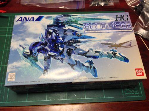 HG 1/144 ダブルオーライザー ANA オリジナルカラーVer.