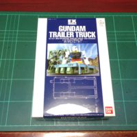 EXモデル 1/144 ガンダムトレーラー [Gundam Trailer Truck]
