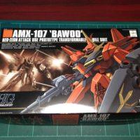HGUC 1/144 AMX-107 バウ [Bawoo]