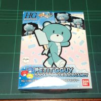 HGPG 1/144 プチッガイ ソーダポップブルー&アイスキャンディ [Petit'gguy Sodapop Blue and Ice Candy]