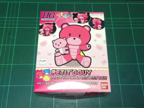 HGPG プチッガイ プリティインピンク&プチプチッガイ [Petit'gguy Pretty in Pink & Petit-Petit'gguy]