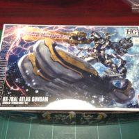 HG 1/144 RX-78AL アトラスガンダム[GUNDAM THUNDERBOLT Ver.] [Atlas Gundam (Gundam Thunderbolt ONA Ver.)]