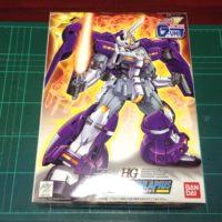 HG 1/144 OZ-10VMSX ガンダムアスクレプオス [Gundam Aesculapius]