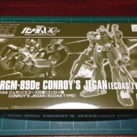 HGUC 1/144 RGM-89De ジェガン(エコーズ仕様) コンロイ機 [Conroy's Jegan (ECOAS Type)]
